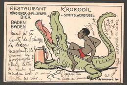 Carte P De 1904 ( Allemagne / Baden-Baden ) - Baden-Baden