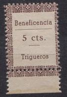 TRIGUEROS - HUELVA - Vignette Della Guerra Civile