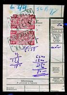 "TR Cachet ""NORD-BELGE - HUY 2"" - (ref. 768) Op Fragment - 1923-1941"