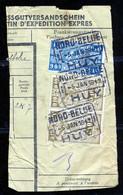 "TR Cachet ""NORD-BELGE - HUY 1"" - (ref. 774) Op Fragment - 1923-1941"