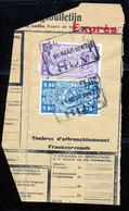 "TR Cachet ""NORD-BELGE - HUY 1"" - (ref. 775) Op Fragment - 1923-1941"