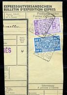 """TR Cachet """"NORD-BELGE - ENGIS 1"""" - (ref. 784) Op Fragment - 1923-1941"""