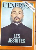 L'express N°724_du 3au 9 Mai _ Les Jésuites_les Derniers Jours D'Hitler - Politics