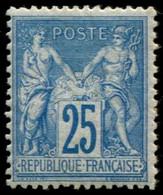 Lot N°C493 France N°79 Neuf * Qualité TB - 1876-1898 Sage (Type II)