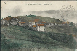 AVEYRON : Decazeville, Miramont - Decazeville