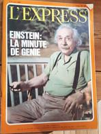 L'express N°729_ 7 Au13 Juin 1965_Einstein: La Minute De Genie_ - Politics