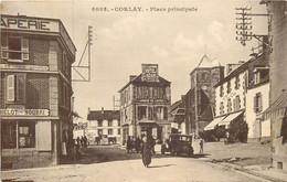 CORLAY Place Principale - Altri Comuni