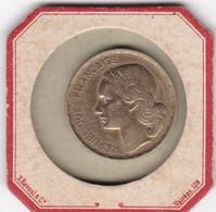 6 PIECES DE 50 FRANCS  G  GUIRAUD 1951 1951 B 1952  1952 B 1953  1953  B - M. 50 Franchi