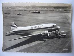 Avion / Airplane / SILVER CITY / Douglas DC-3 /  Seen At Le Touquet Airport - 1946-....: Modern Era