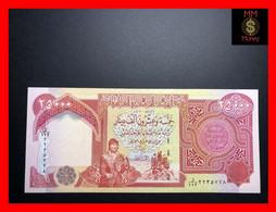 IRAQ 25.000  25000 Dinars 2010  P. 96   UNC - Iraq