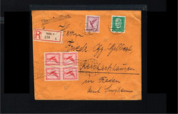1929? - German Reich Cover - From Berlin To Reichartshausen [B03_034] - Cartas