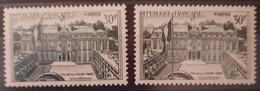 France/French Stamp 1959 N°1192 Republique Française + 30 Francs En Blanc+ 1 Normal  **TB - Ungebraucht