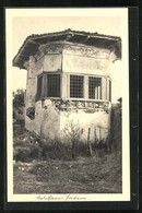 AK Albanien, Verlassener Harem - Albania