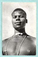 C.P.S.M. --2391 - TCHAD -- FORT ARCHAMBAULT - Race Sara Madjingaye -- NUS ETHNIQUE - NUS - SCARIFICATION - HOMME - África