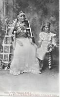 Trinidad Indian Types - Carte Inédite ! éditeur A.A. Waterman - Bon état - 2 Scans - Trinidad