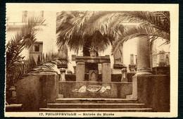 PHILIPPEVILLE - ENTREE DU MUSEE - Skikda (Philippeville)