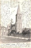 Waremme - L'Eglise (Photo Bertels 1904) - Waremme