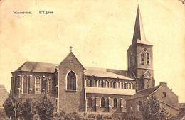 Waremme - L'Eglise  (Edit Jeanne 1925) - Waremme
