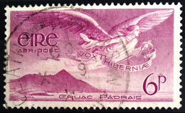 IRLANDE                       PA 3                          OBLITERE - Airmail