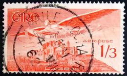 IRLANDE                       PA 6                          OBLITERE - Aéreo