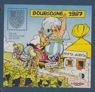 CNEP-1987-N°8** BOURGOGNE.Salon Philathélique De DIJON - CNEP