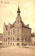 Waremme - L'Hôtel De Ville (Ed Pineur Frères 1914) - Waremme