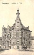 Waremme - L'Hôtel De Ville (Edit. Jeanne) - Waremme