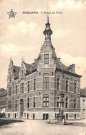 Waremme - L'Hôtel De Ville (feldpost, Edit Fern. Jeanne) - Waremme