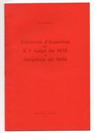 CONGO - EXPERTISE 5F BELGE ET CONGO - VERVISCH - TB  - AL03 - 1884-1894 Vorläufer & Leopold II.