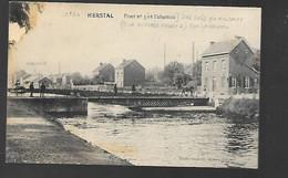 Herstal - Pont N°3 Et L'Abattoir - Circulé - 2 Scans - Herstal