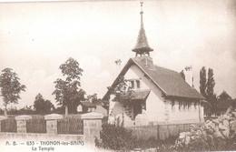 THONON Les BAINS  - Le Temple Protestant - Thonon-les-Bains