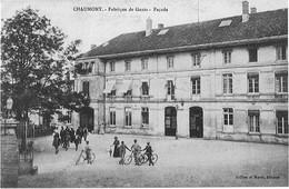 CHAUMONT   :   Fabrique De Gants  -  La Façade - Chaumont