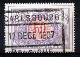 "TR 37 -  ""CARLSBOURG - BELGIQUE"" - (ref. 33.391) - 1895-1913"