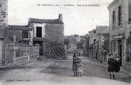 44   VERTOU  LE CHENE RUE DE LA BARBINIERE - Other Municipalities