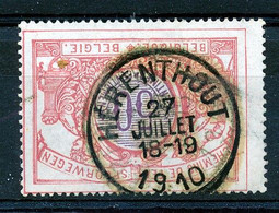 """TR 35 -  """"HERENTHOUT"""" - (ref. ZE-33.394) - 1895-1913"""