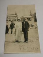 Carte Photo, Ostende 1920 - Oostende