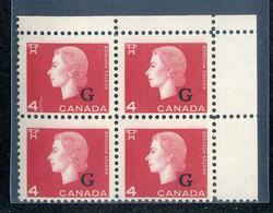 C 948 Canada 1963  Sc.# O48** Offers Welcome! - Surchargés