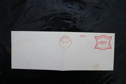 Czechoslovakia Early Meter Mail 0.00 1940 Folded WYSIWYG A04s - Covers & Documents