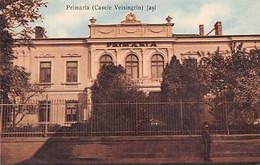 Romania - IASI - Primaria (Casele Veisingrin) - Ed. N. S. Scharaga - Romania