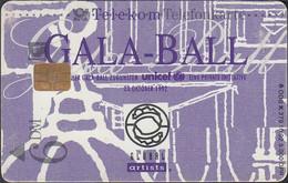 GERMANY K379/92 Gala-Ball - Unicef 1992 - Pharma - Hexoral - Schneemann - K-Series : Serie Clientes