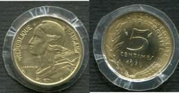 5 CENTIMES 1979 FLEUR DE COIN - C. 5 Centesimi
