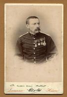"LE HAVRE : Photo LAMUSSE  "" MARINE ""  10,7 X 16,4 Cm - Oud (voor 1900)"