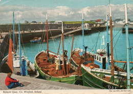 CPM - P - IRLANDE - IRELAND - WEXFORD COUNTY - KILMORE QUAY - Wexford