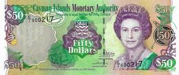 ILES CAYMAN 2003 50 Dollar - P.32a  Neuf UNC - Cayman Islands