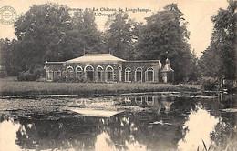 Waremme - Château De Longchamps - L'Orangerie (Collection Bertels) - Waremme