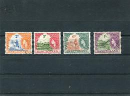 BASUTOLAND 1961 USED/CTO. - 1933-1964 Kronenkolonie