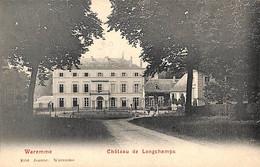 Waremme - Château De Longchamps (Edit Jeanne (1908) - Waremme