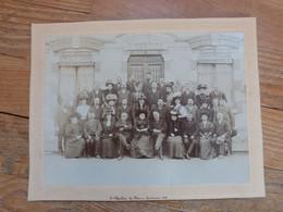 Photo De Famille Fère-en-Tardenois, Aisne, 1908. Belle Photo De Famille Ou De Personnel - Lugares