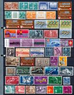 HELVETIA - Selektion GF 71 - Lotes/Colecciones