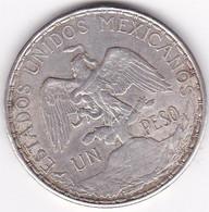 UN PESO EN ARGENT ESTADOS UNIDOS MEXICANOS 1910 - Mexico